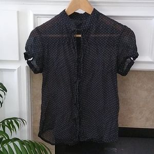 🎈 3 for $15 100% silk blouse